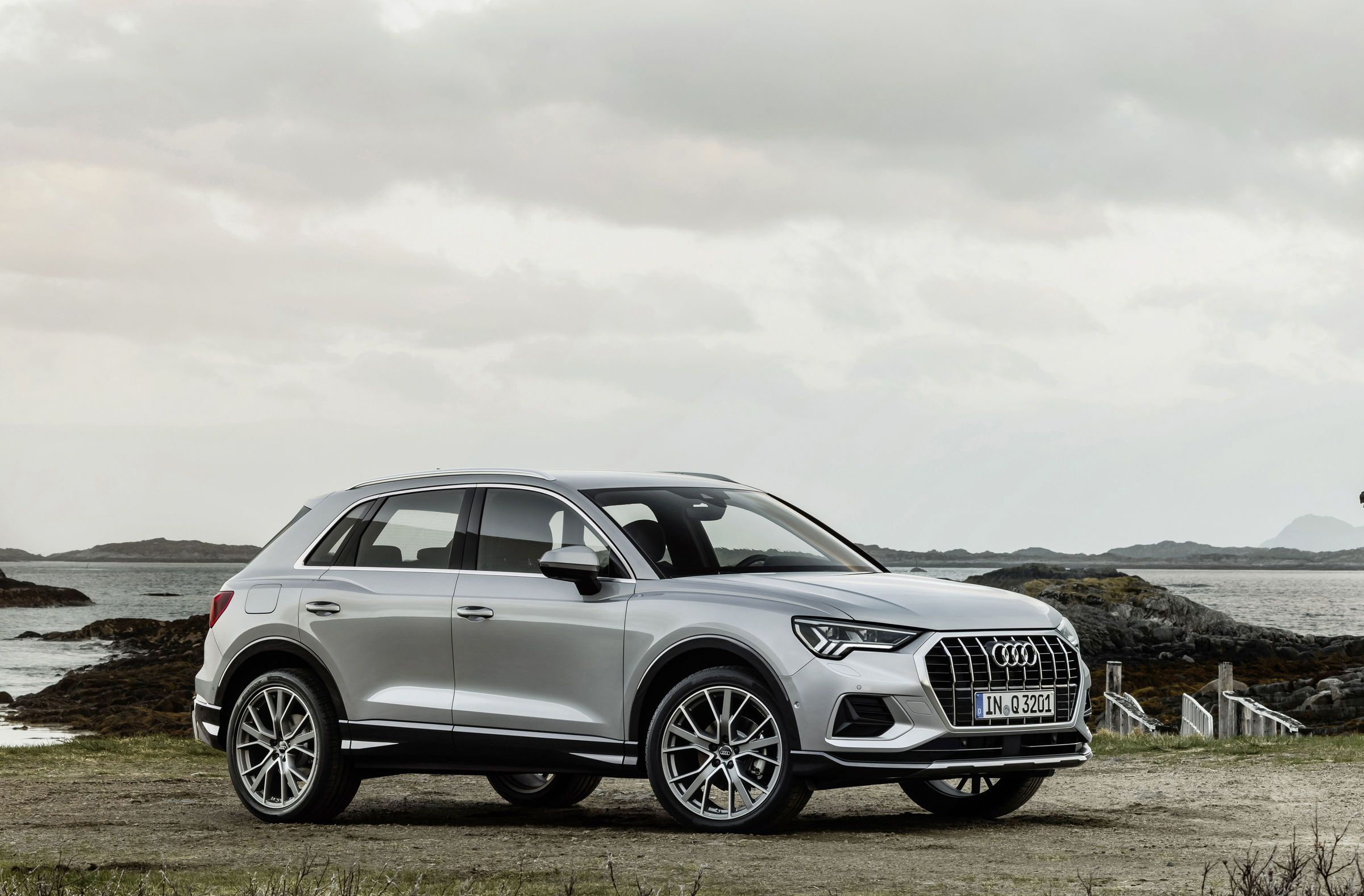The Second Generation 2019 Audi Q3 Revealed Luxury Motor Press Audi Q3 Luxury Motor Audi