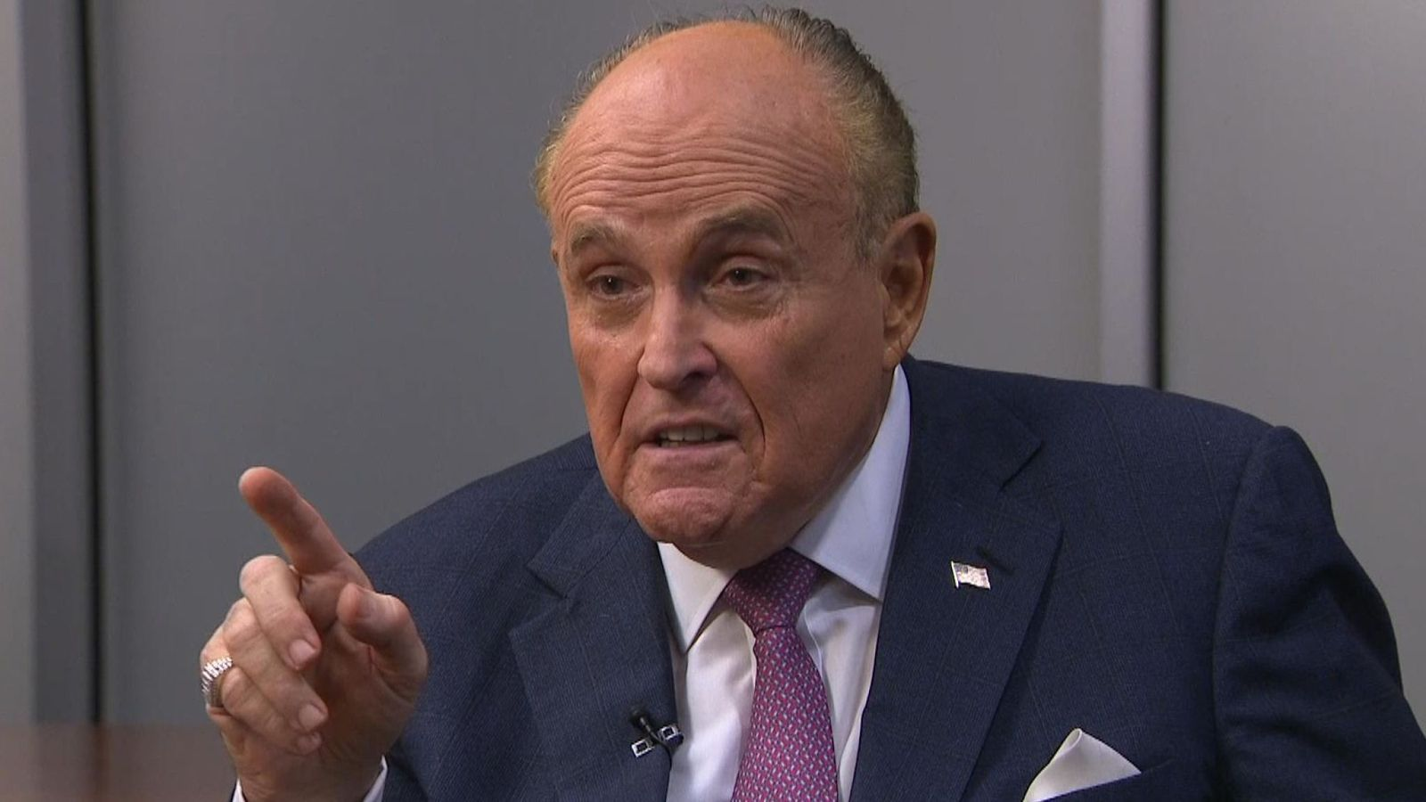 Rudy Giuliani Trump Lawyer Calls Russia Inquiry Team Unethical Slimy Prosecutors Rudy Giuliani Team S Presidential Pardon