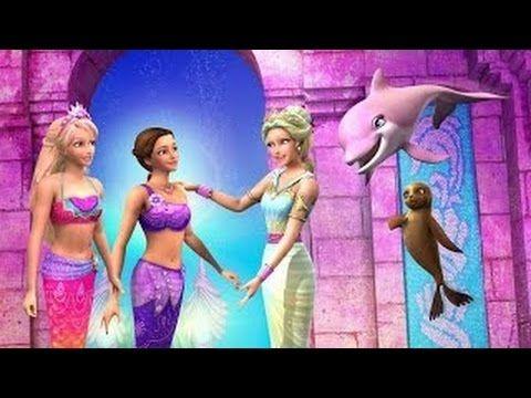 Barbie Und Das Geheimnis Von Oceana 2 Ganzer Film Zeichentrickfilm Auf Deutsch 2012 Zeichentrickfilme Barbie Prinzessin Meerjungfrau Barbie
