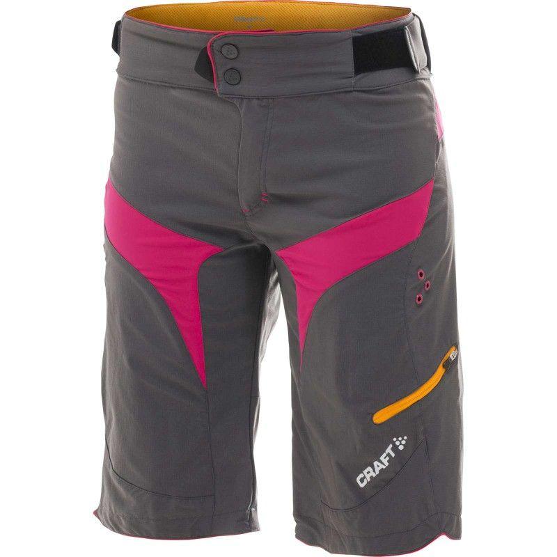 Craft Trail Bike Shorts W M Granite