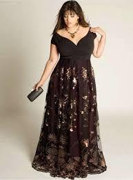 Vestidos de fiesta 2017 para senoras