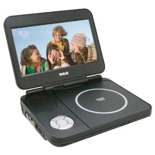 Awm Rca Drc99380u 8 34 Portable Dvd Player With Secure Digital Card Tm Slot Portable Dvd Players By Awm 121 Portable Dvd Player Dvd Player Mobile Audio