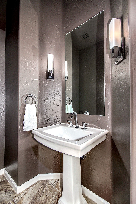 Scottsdale AZ Contemporary Bathroom Remodel Good Guys Remodeling