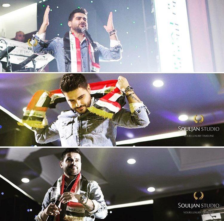 Nassif Zeytoun Concert Syria