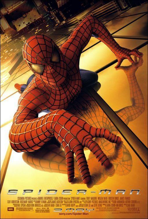 Spiderman Sam Raimi Peliculas De Spiderman Peliculas De Superheroes Descargar Pelicula