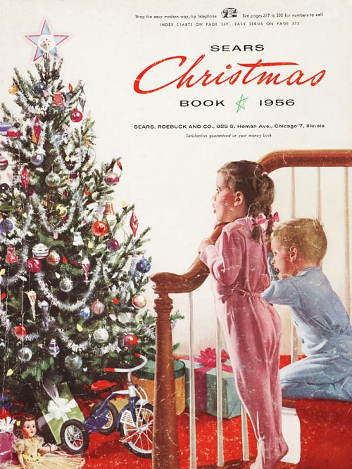 Sears Christmas Book - 1956 | Moments out of the past | Pinterest ...