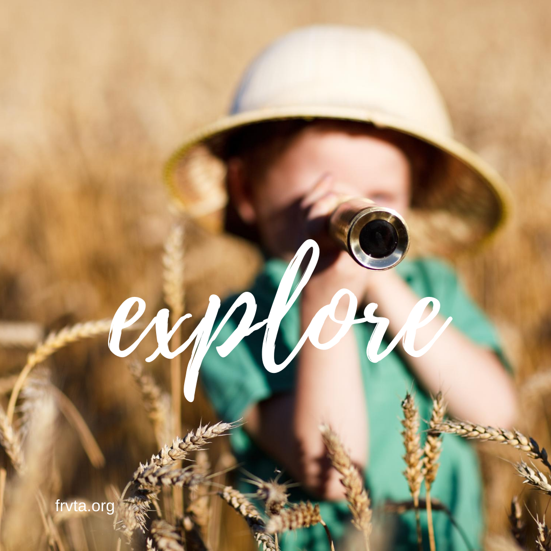 Have An Explorer In Your Clan Set Their Imagination Free In An Rv Rving Rvlife Camping Explore Exploremore Wanderlust Rv Life Rving Social Media Post