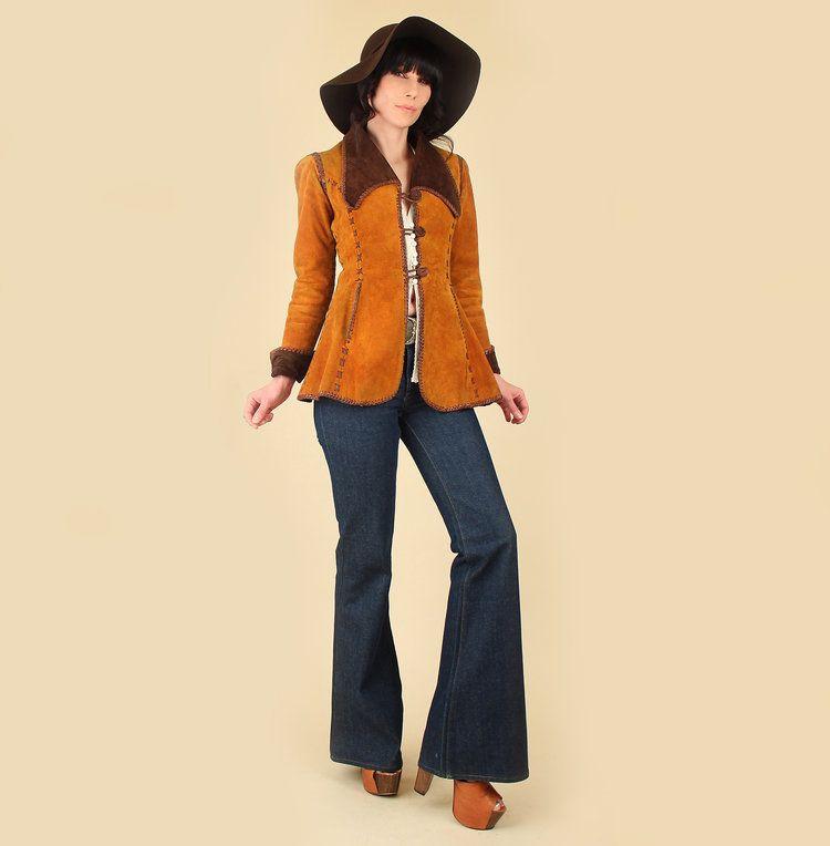9c49b728118f  Hellhoundvintage vintage 1960s Patchwork Jacket Suede Leather Coat 1970s hellhoundvintage  hellhound vintage 60s 70s clot…
