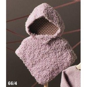 patron tricot poncho bebe gratuit