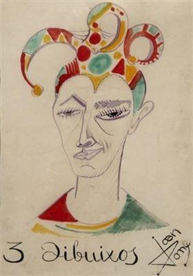 Arlequin - Joan Ponc