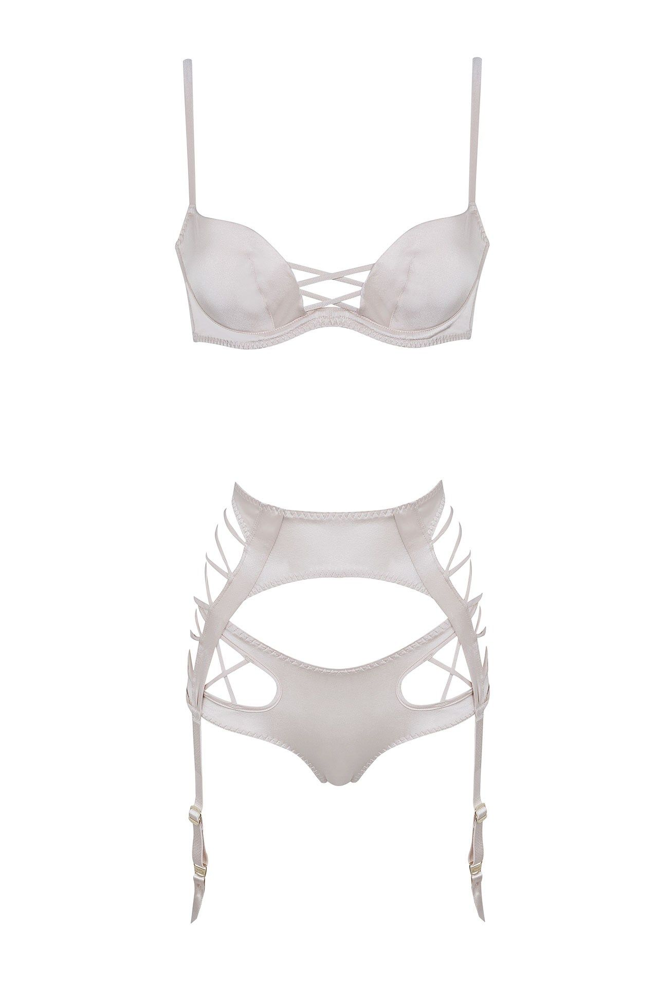 Bra for wedding dress shopping  Zsi Zsi set  White  Pinterest  Lingerie Swimming and Shopping lists