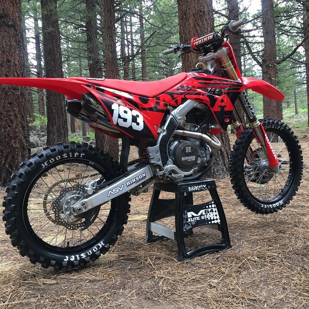 Brotocross On Instagram Look At Her Honda Red Motocross Dirtbike Dirtbikeporn Crf450 Motocrossli Motorcross Bike Honda Dirt Bike Enduro Motocross