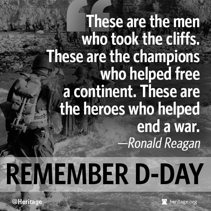 "D"" day quotes 