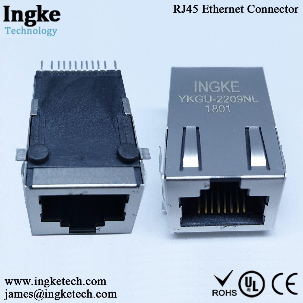 Astounding Ykgu 2209Nl 1000Base T Rj45 Ethernet Connector Smt Reflow Soldering Wiring 101 Ferenstreekradiomeanderfmnl