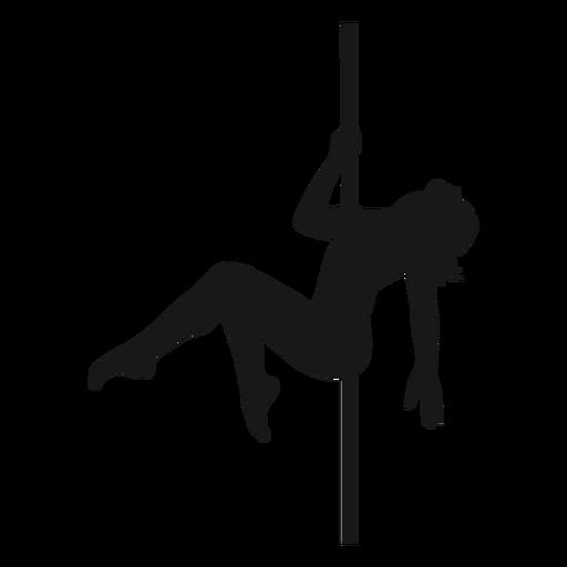 Download Woman pole dancing silhouette pole dance #AD , #sponsored ...