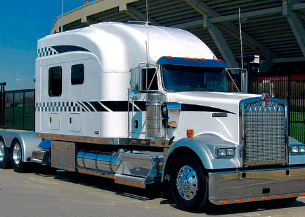 Pin by Paulie on Everything Trucks/Machines/Etc Kenworth