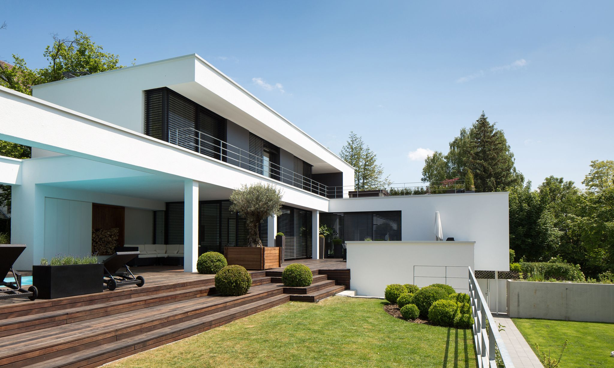Villa scheller lange philipp architekten traum - Philipp architekten ...