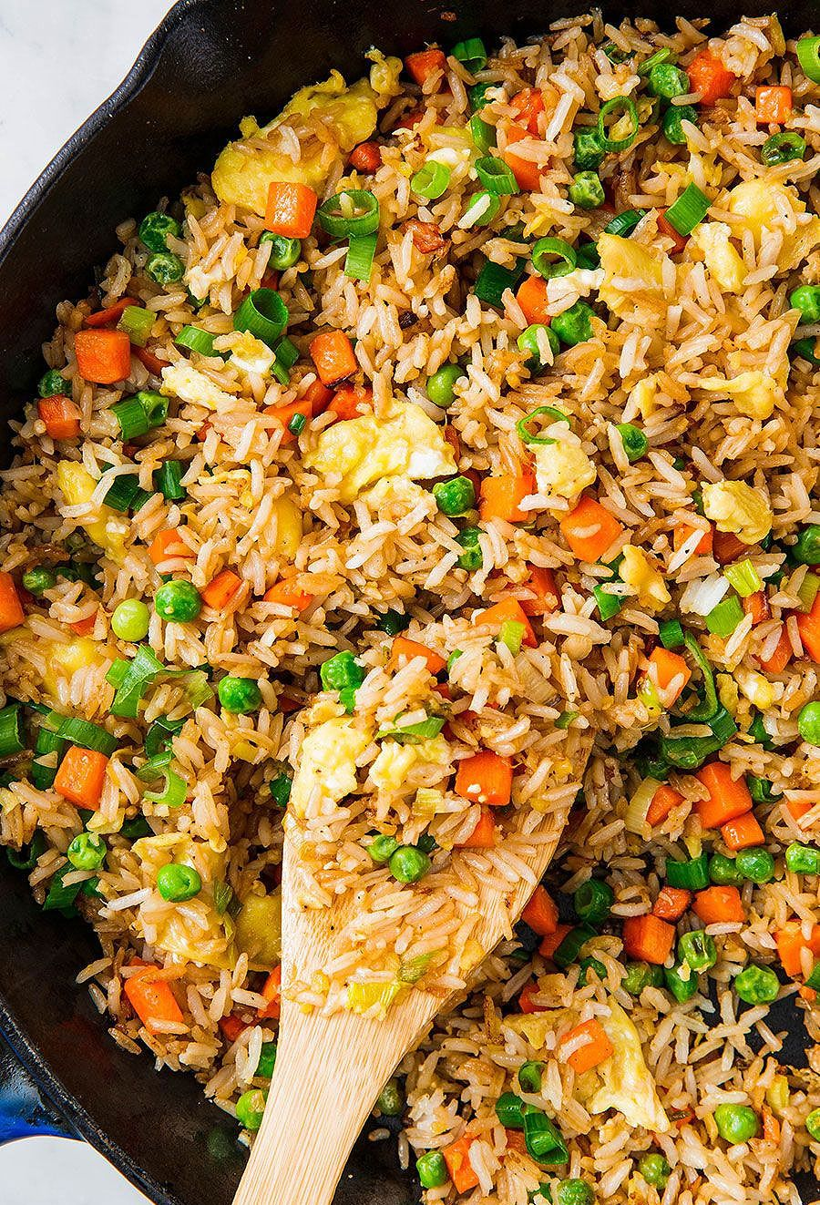 How To Make Take-Out Fried Rice #chickenalfredo