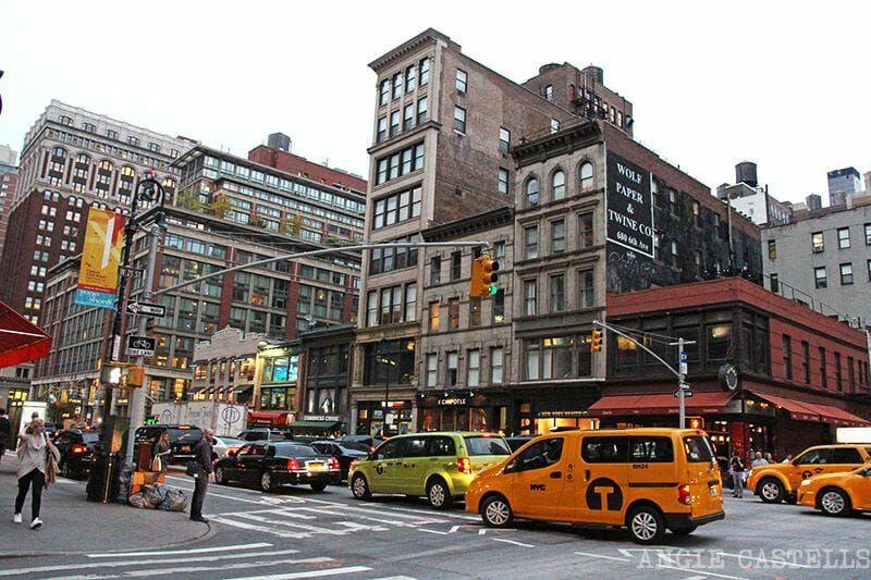 Cómo Orientarte En Nueva York Las Calles Y Avenidas Nueva York Turismo Nueva York Ciudad De Nueva York