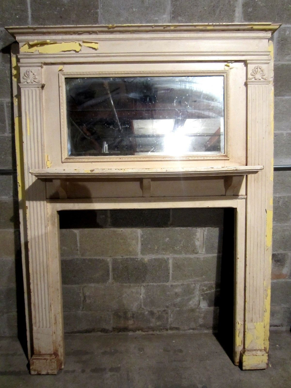 Architectural salvage and Mantels