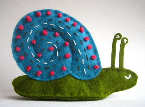 Might have to make one of these after counting 100 snails on the school run…