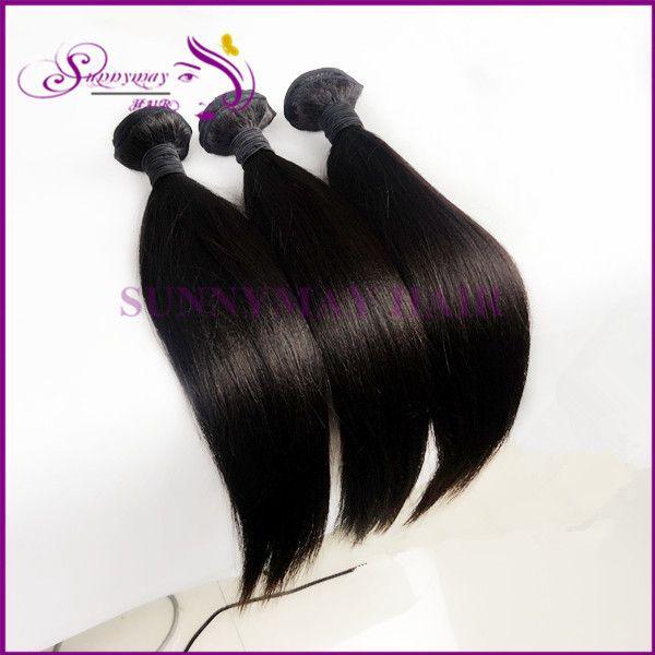 Yaki Virgin Straight Hair http://www.aliexpress.com/store/product/Sunnymay-grade-6a-yaki-straight-cheap-hair-weave-100g-pcs-natural-color-virgin-indian-hair-weaving/634109_1675266236.html