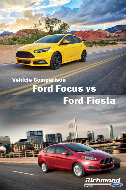 Check Out This Comparison Between Two Of Ford S Own Focus And