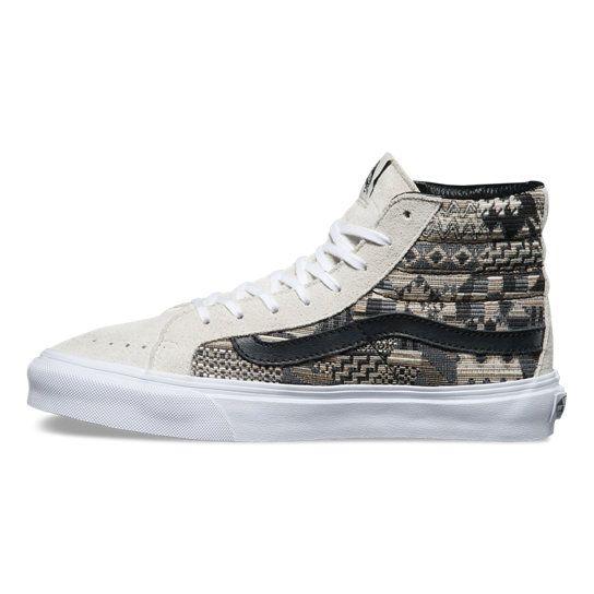 Sk8-Hi Slim Schuhe | Vans