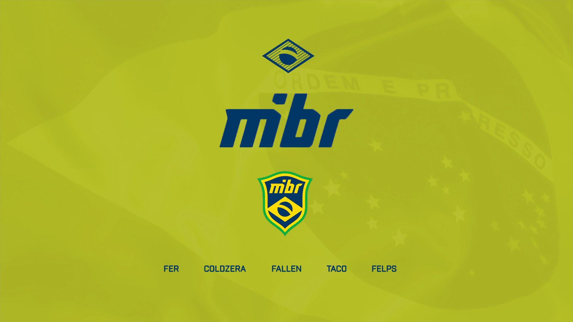Mibr Wallpaper Com Bandeira Do Brasil Em Amarelo Com Imagens