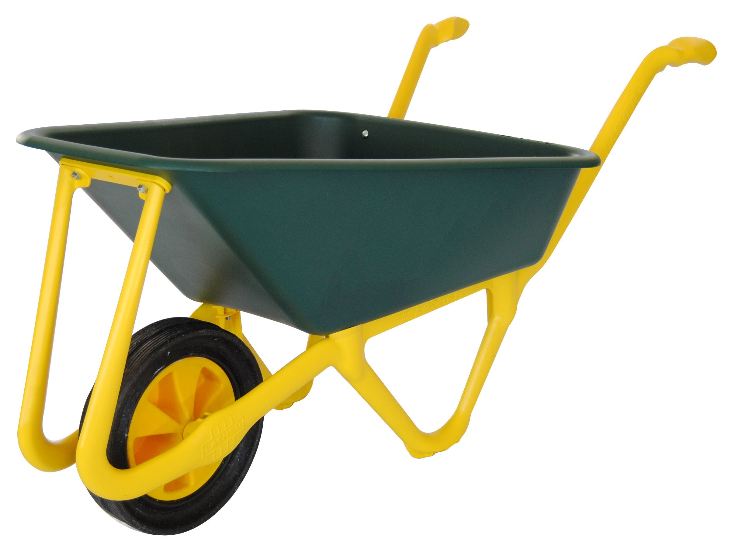Unique New Design Poly Wheelbarrow By Lasher Tools Check