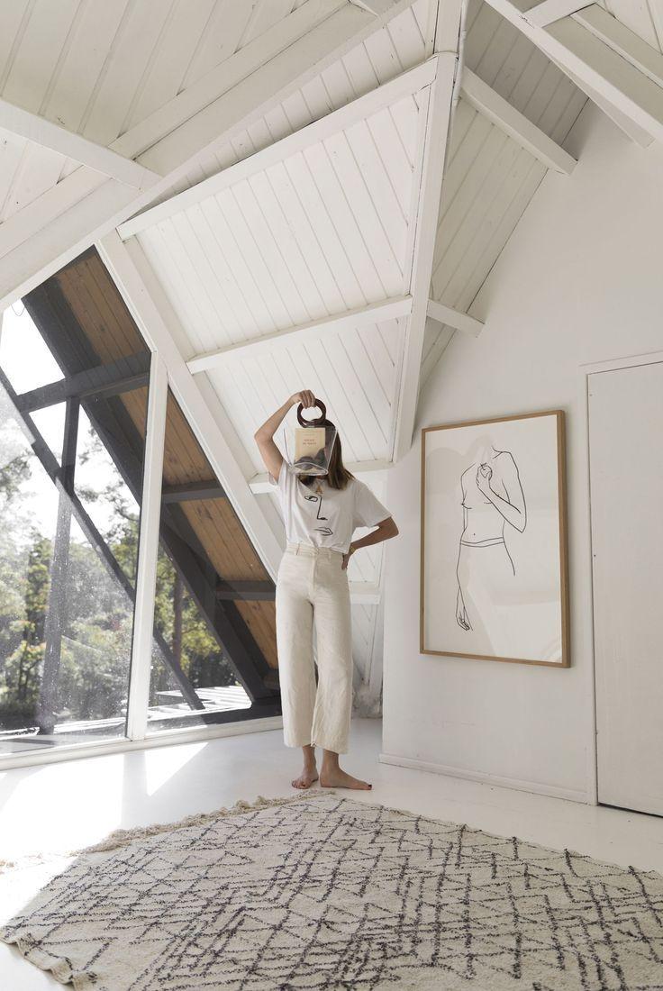 Studio Vibes With Amanda Shadforth Boho Bohemian Style White