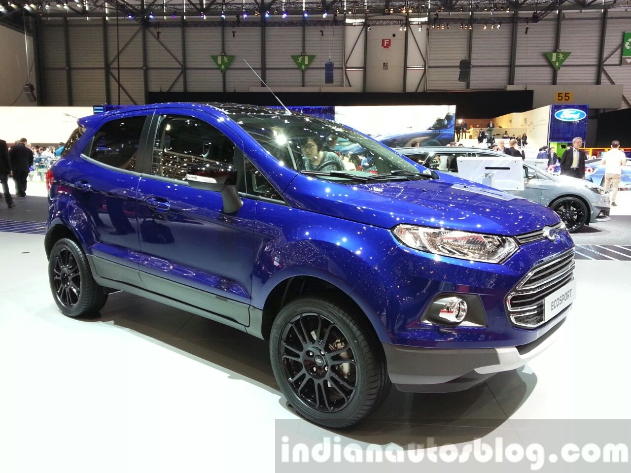 Ford India Might Export India Made Ecosport To Usa Ford Ecosport