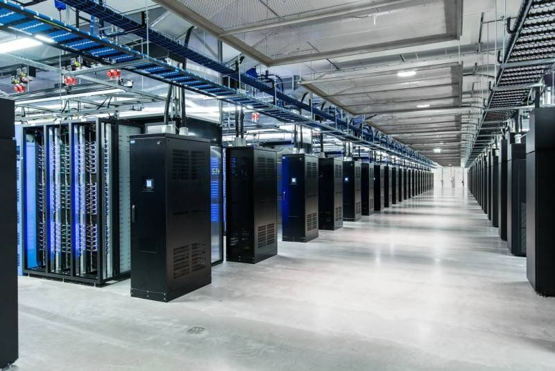 Peek inside Facebook's massive data centers that store all your ...