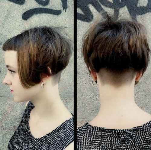 Short Hair with Bangs \u2013 40 Seriously Stylish Looks