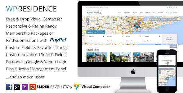 15+ WordPress Real Estate Themes For 2014 - JustWP.org