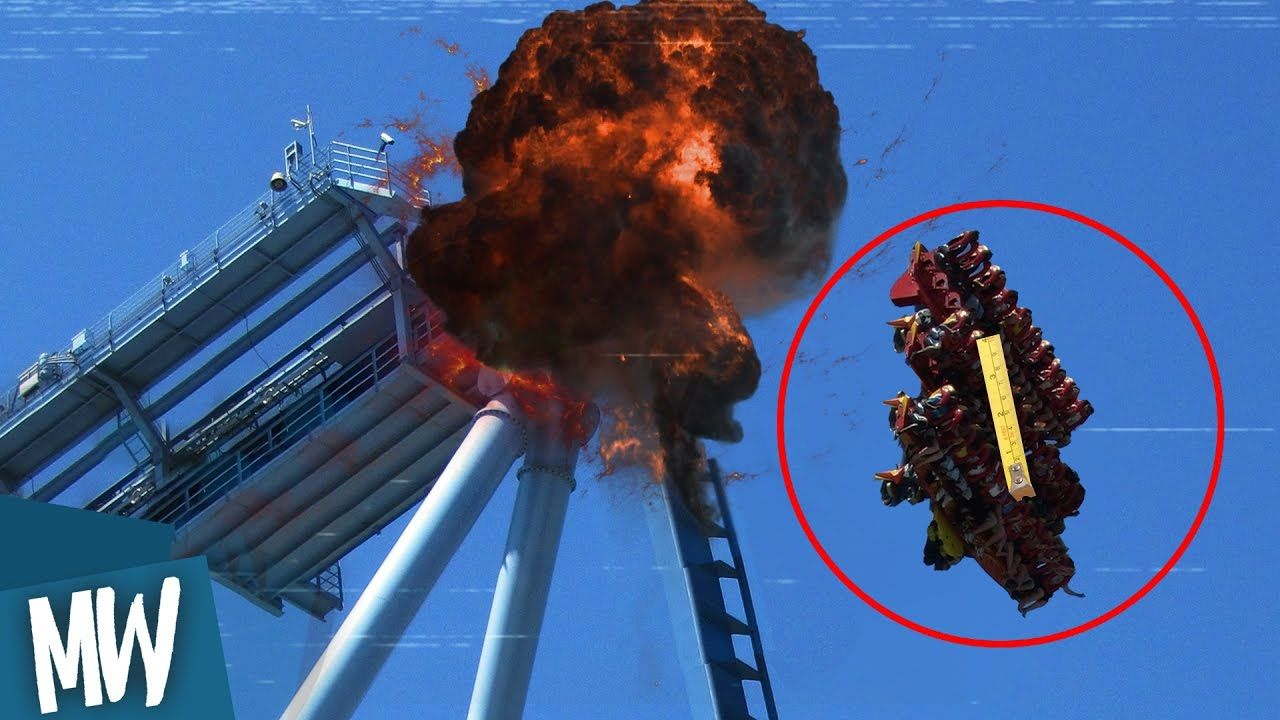10 Deadly Roller Coaster Accidents Top 10 amusement