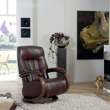 Reclining Chair - Himolla Mosel Recliner | Cumuly Recliner - Buy for £1,392.00 inc.vat http://www.fineback.co.uk/himolla-mosel-recliner.html