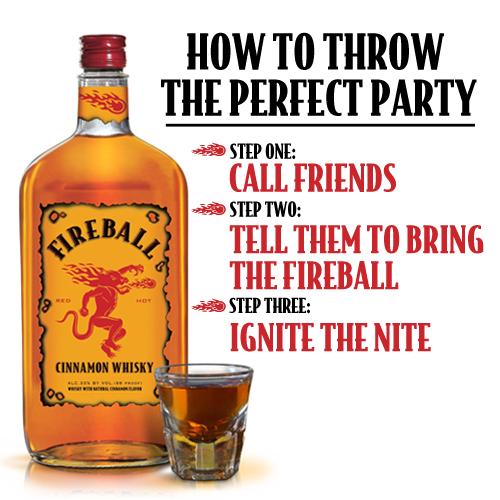 Fireball Whisky Fireball Recipes Whiskey Girl Whisky