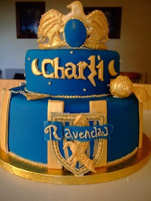 awesome harry potter ravenclaw cakes Google Search I 3 HP