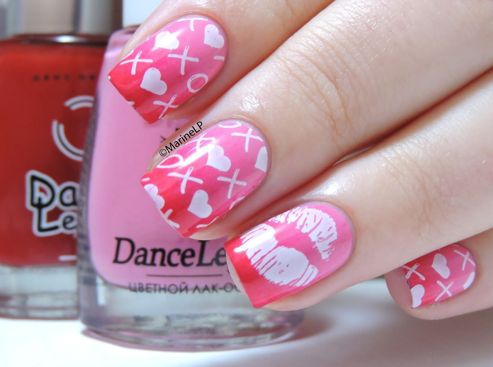 Nailstorming Saint Valentin Et Joyeux Anniversaire Tequi Nails