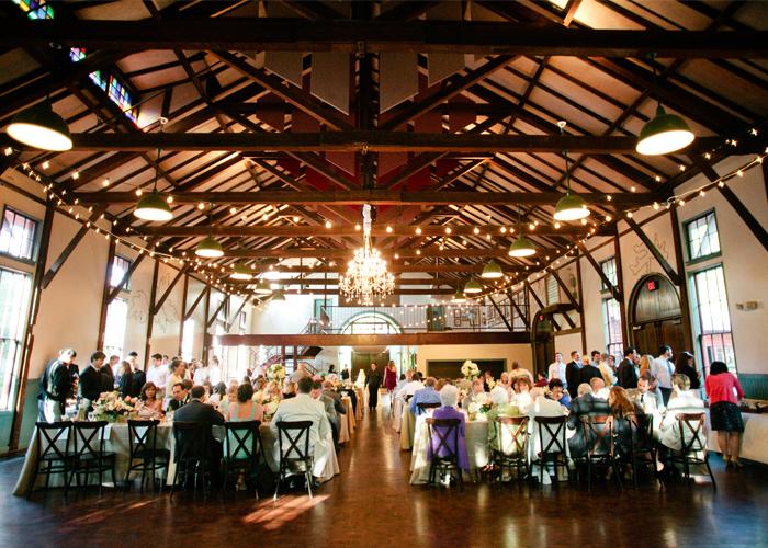 Trolley Barn Wedding On Carolyna Events Atlanta Venuesevent
