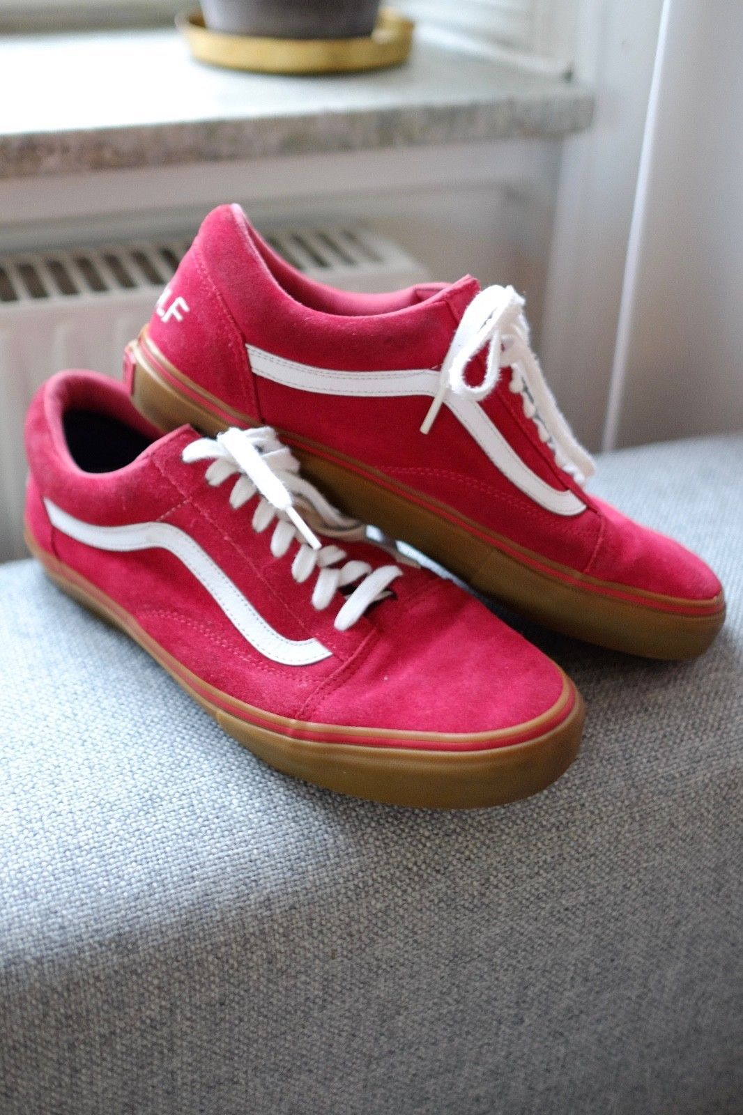 6d297ad2ce7f VANS SYNDICATE OLD SKOOL PRO