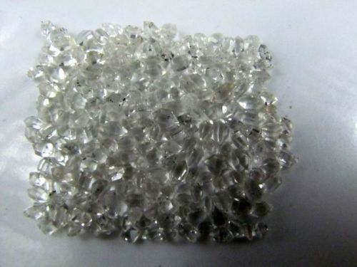 34740 collectibles Lot of 60pcs 5-6mm Natural Herkimer Diamond Quartz Crystal Healing   BUY IT NOW ONLY  $35.0 Lot of 60pcs 5-6mm Natural Herkimer Diamond Quartz Crystal Healing ...