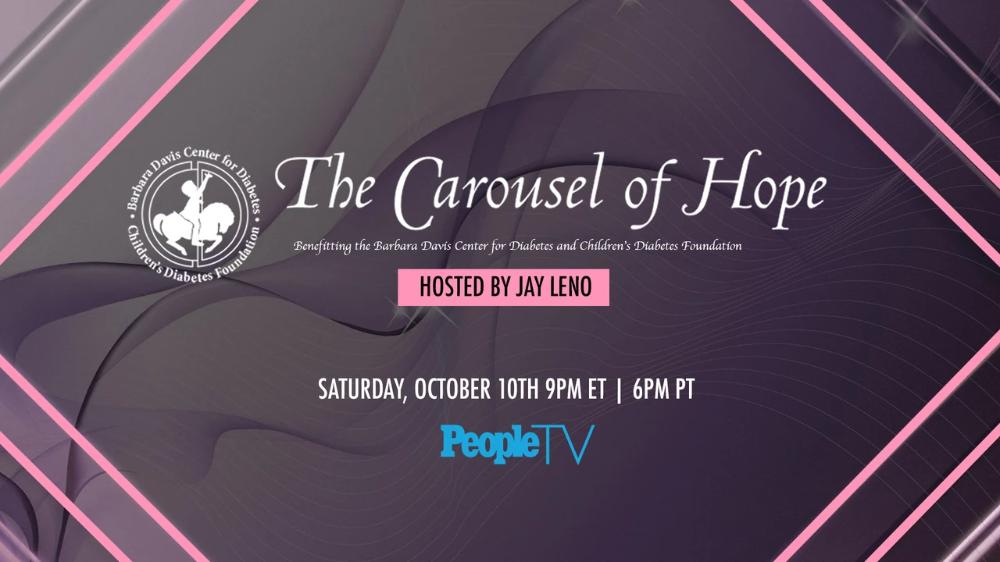 Carousel of Hope 2020 Livestream   PEOPLE.com