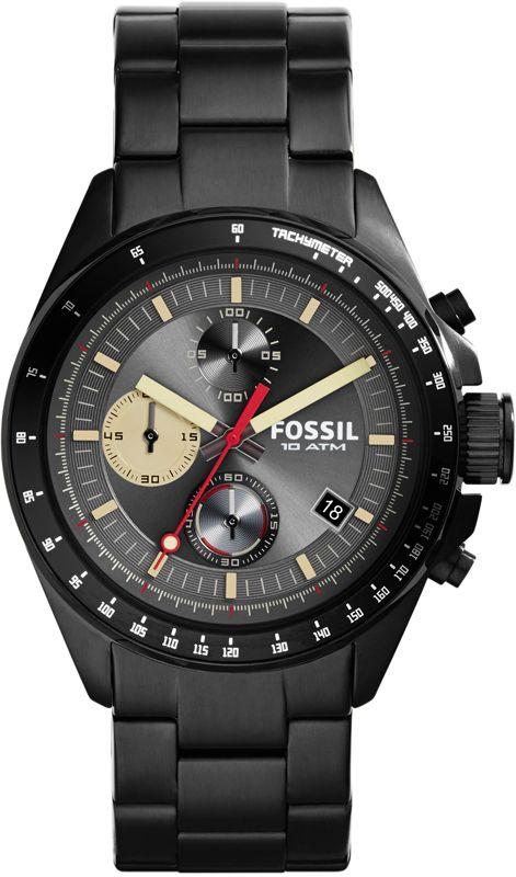 0d2ebc0d2f25 Fossil Chrono Decker Reloj Para hombres CH2942