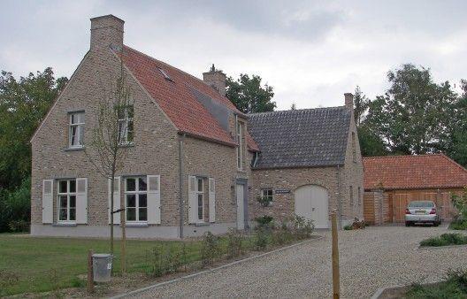 Nieuwbouw kempische woning bp exterior maison deco decoration