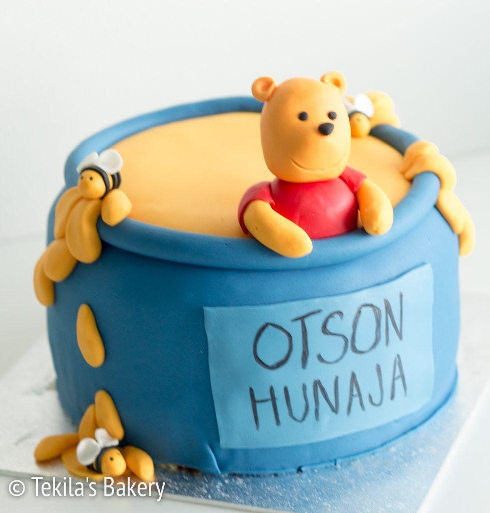 nalle-puh-hunajapurkki-kakku-2