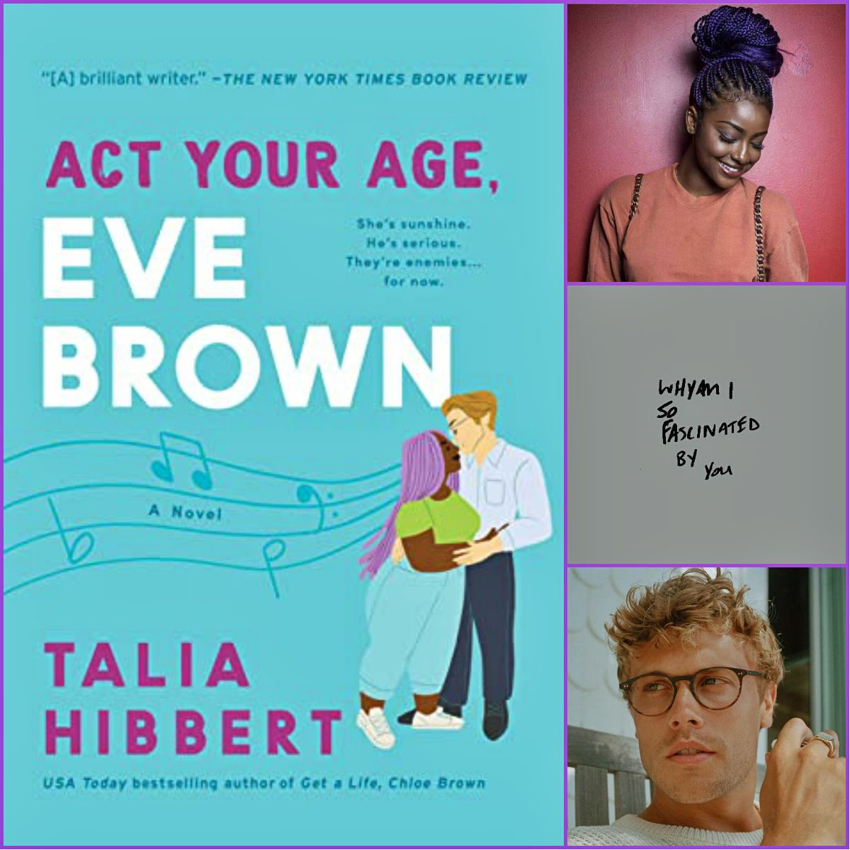 Act Your Age Eve Brown By Talia Hibbert Act Your Age Usa Today Bestselling Author Bestselling Author