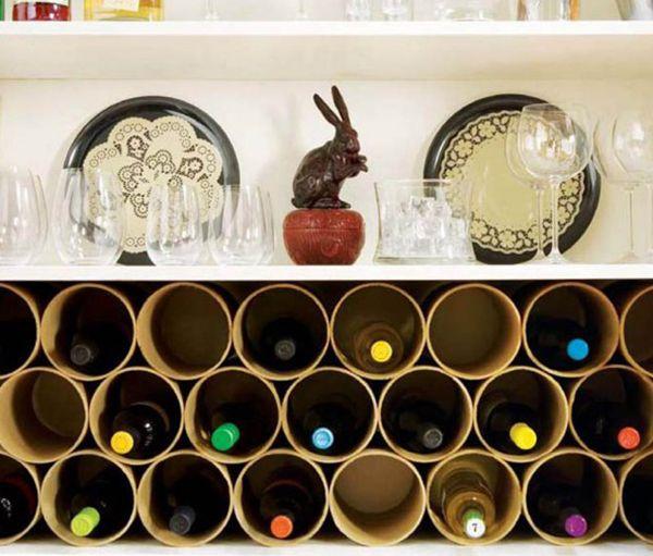 Amazing Diy Wine Storage Ideas Homemade Wine Rack Wine Rack