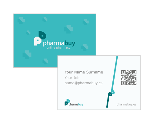 Online pharmacy corporate design business card http online pharmacy corporate design business card httpmortimerland reheart Choice Image